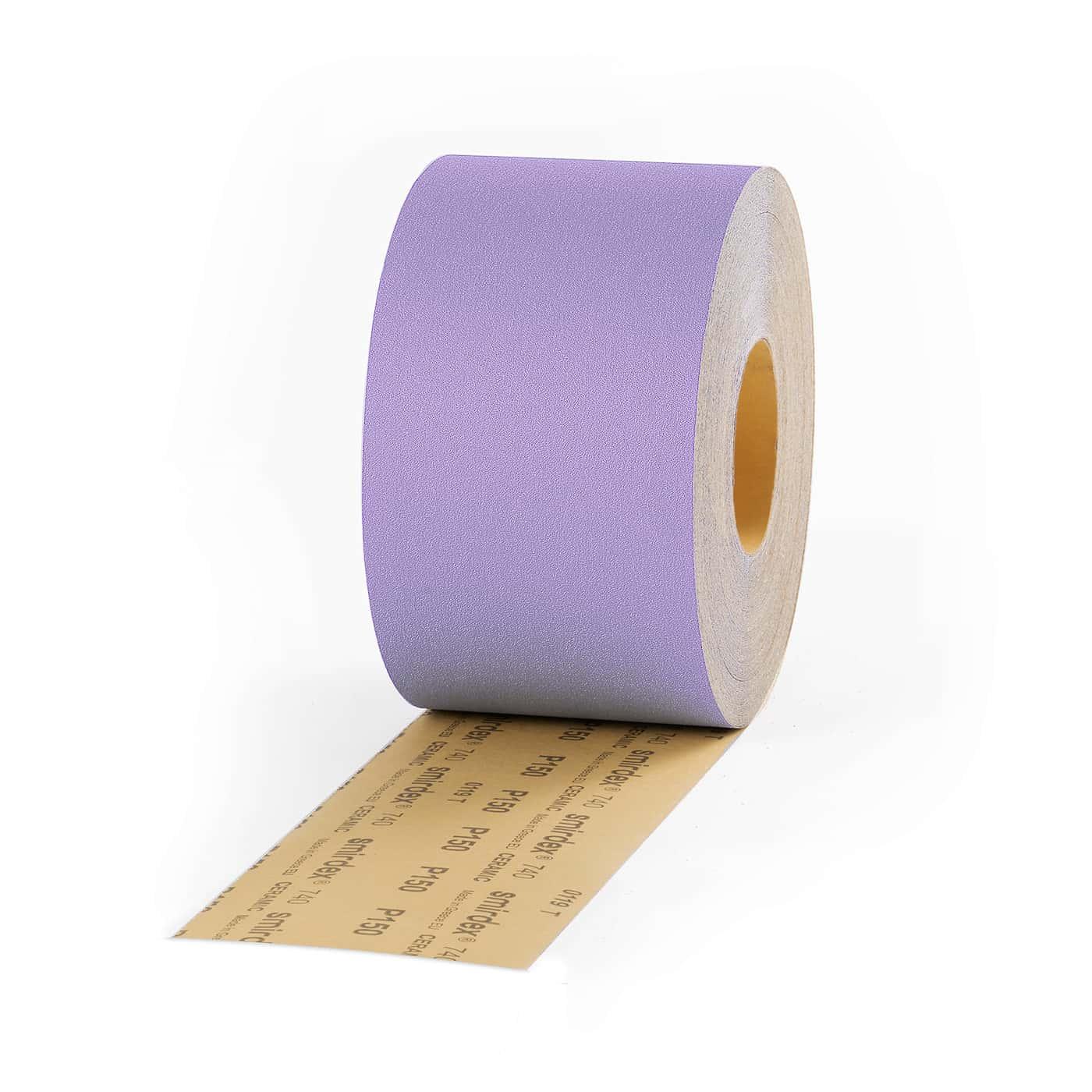 740 Керамическая линия Рулоны бумажные и Velour