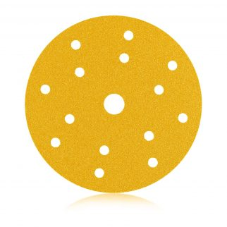 820 Yellow line velour discs