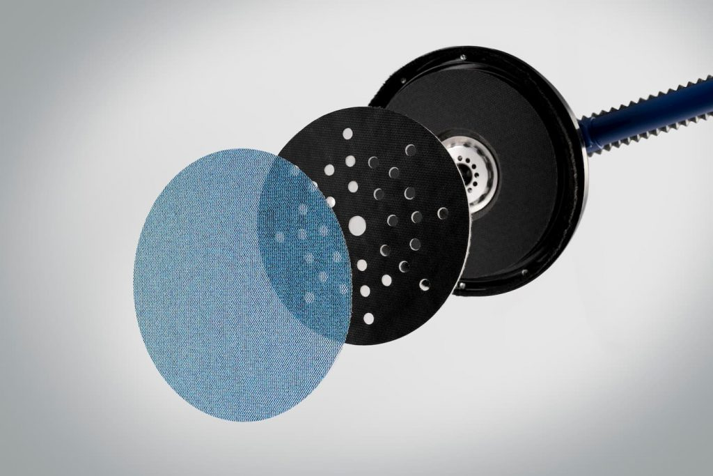 smirdex-750-ceramic-discs-construction,drywall,plasterboard,dust extraction.ceramic grains
