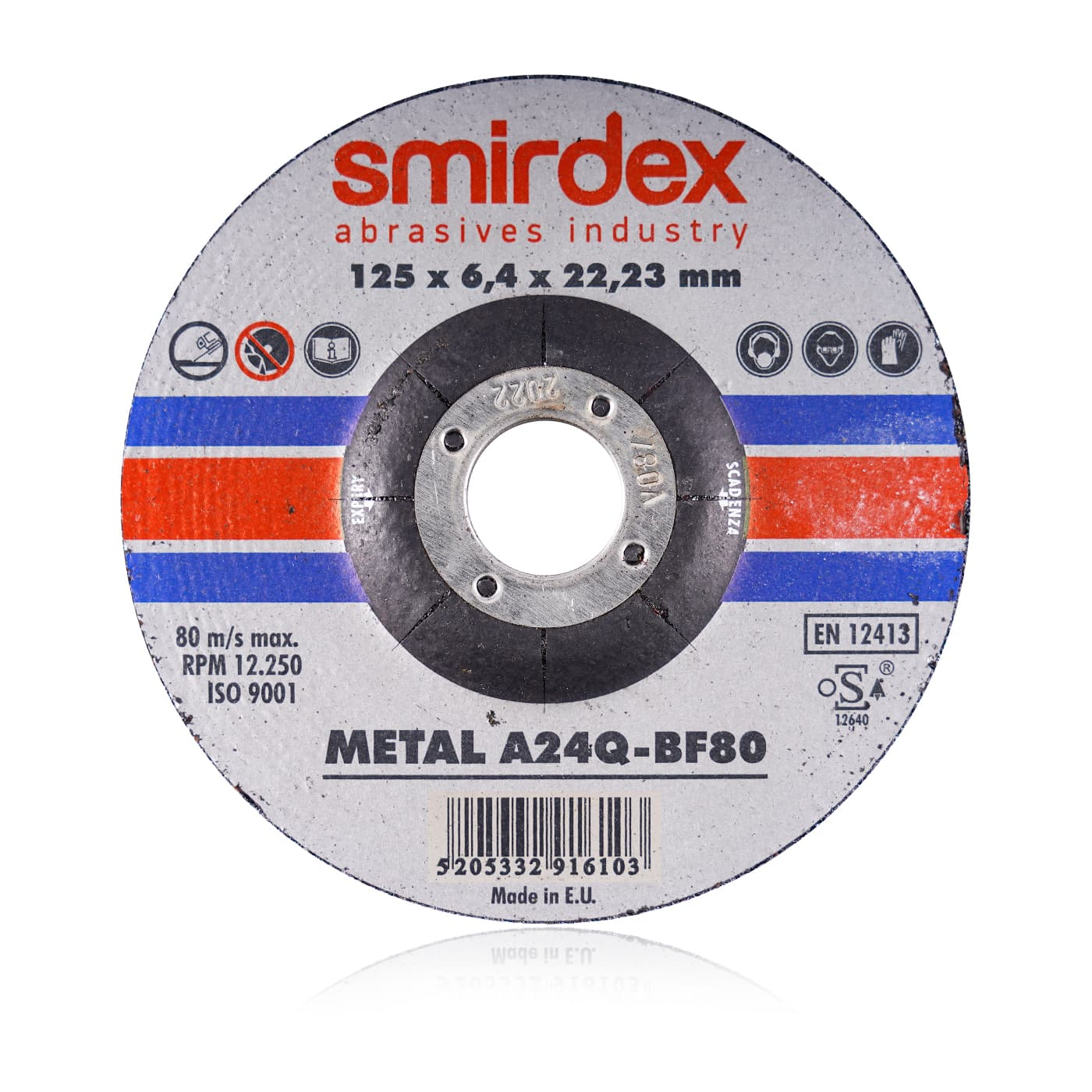 913 Metal grinding wheels