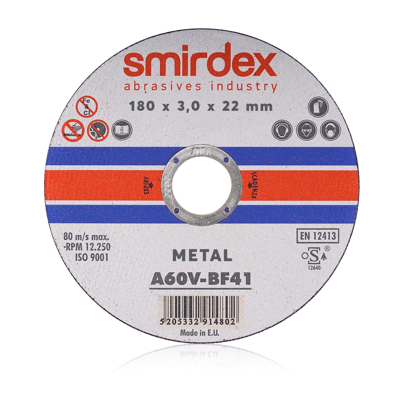 914 Inox cutting wheels