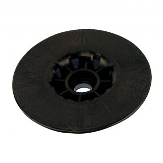 939 Fiber Backing Pad Black