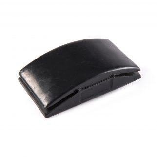 smirdex-967 ergonomic hand sanding velour discs 70x125