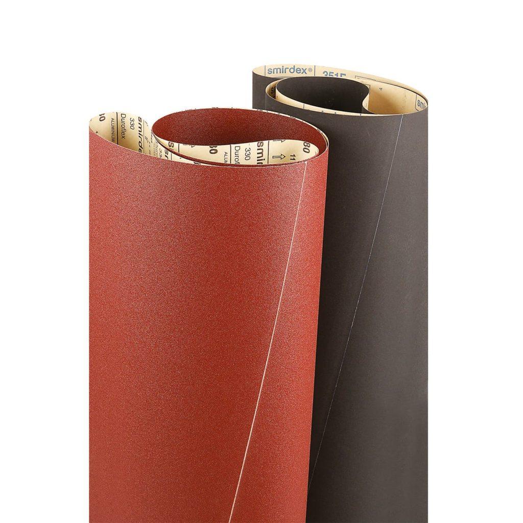 smirdex-330-tn-paper-belts,mechanical-sanding,smirdex-belts, smirdex-alox