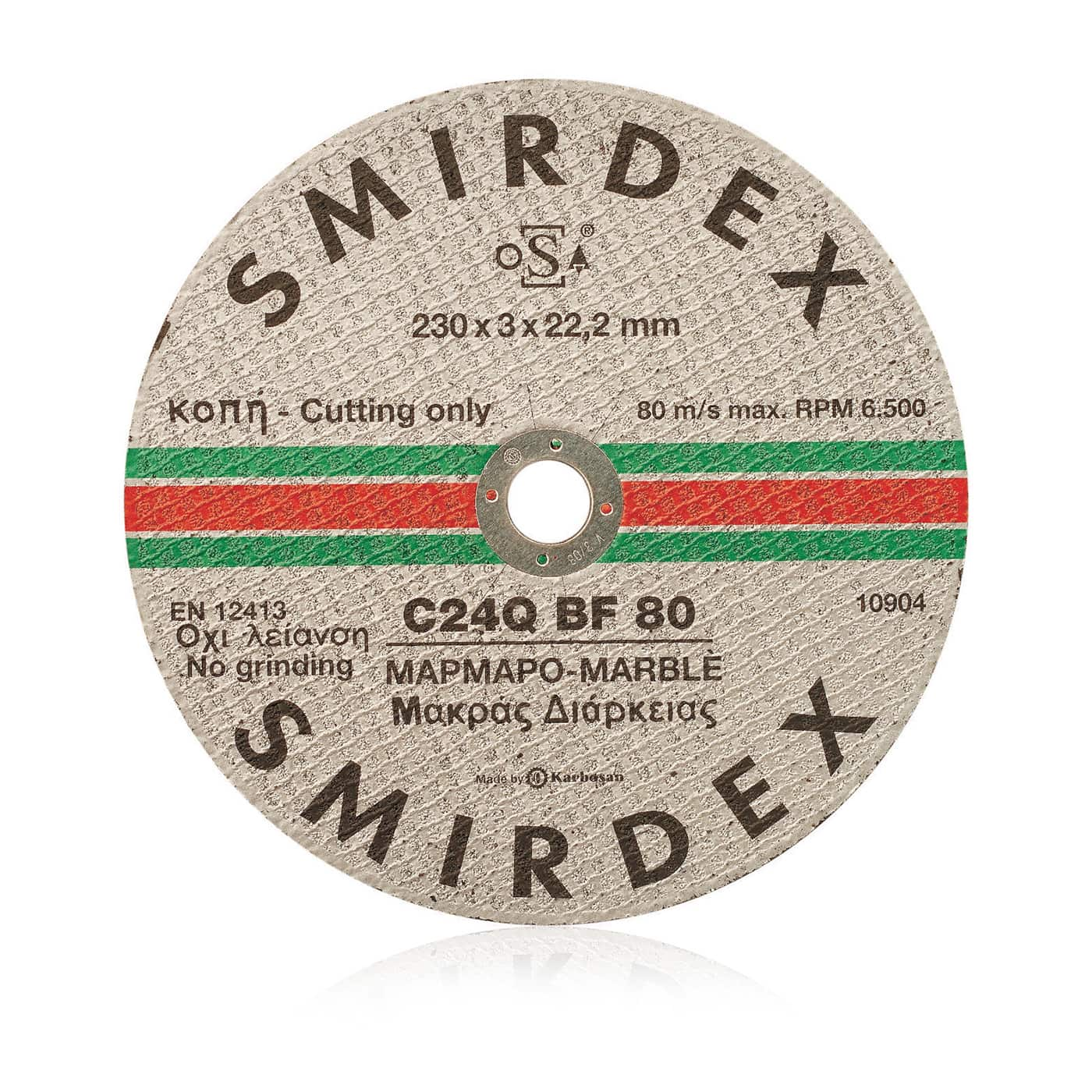 smirdex-912-cutting-wheels,precise marble cutting,long-lasting