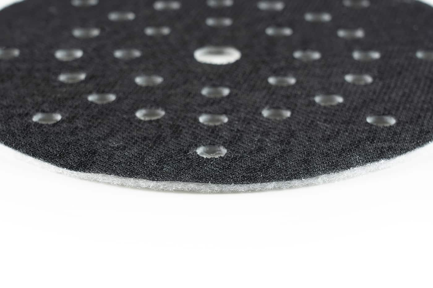 Innovatively designed to protect the backing pad and increase its lifespan, while providing maximum dust extraction. It is ideal for use with 750 Net Discs 225mm and 510 Velour discs 225mm.