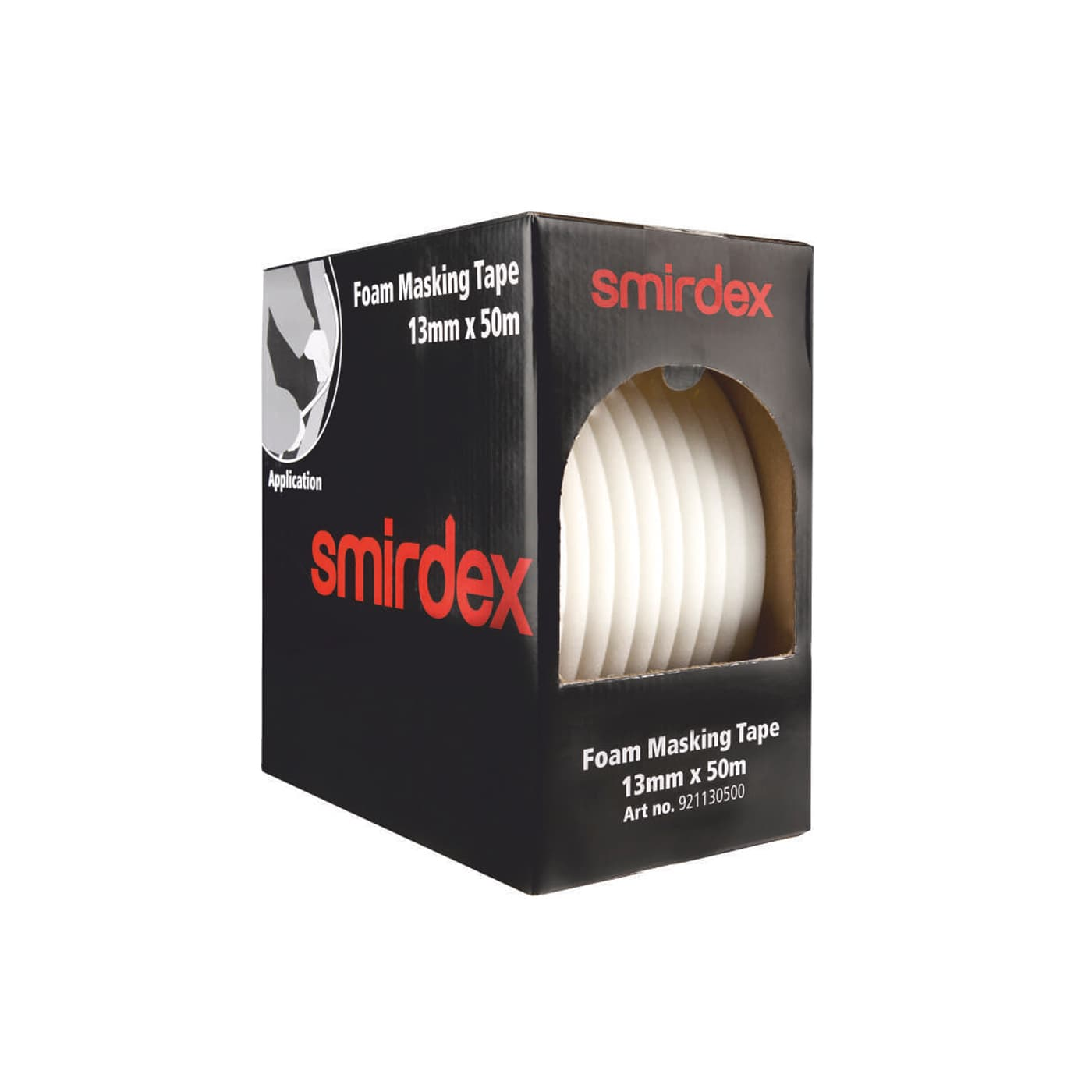 smirdex-smirdex-921-masking-foam, smirdex automotive, marine, repair
