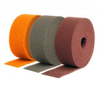 925 Non-woven abrasive Non-woven abrasive rolls